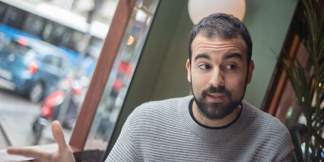 El nutricionista Aitor Sánchez, autor de 'Mi dieta ya no cojea'.