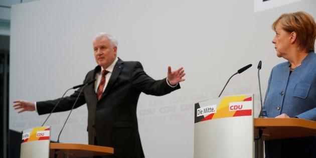 Germania, il nuovo ministro dell'Interno Seehofer: