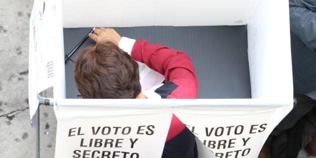 Las elecciones presidenciales se llevará a cabo el 1 de julio en México.