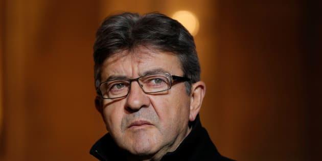 """Jean-Luc Mélenchon lance une pétition pour """"un conseil de déontologie du journalisme"""""""