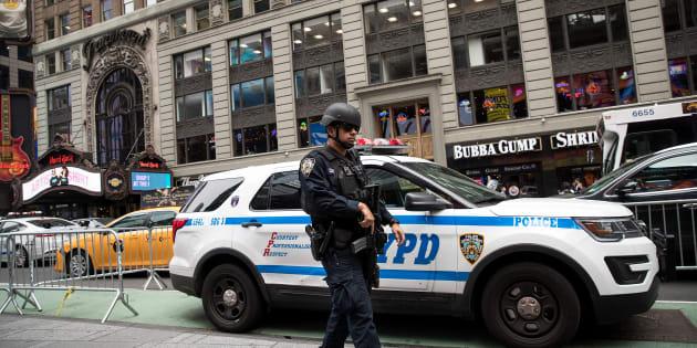 Un attentat déjoué à New-York — Terrorisme