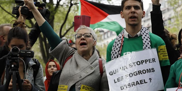 200 participants à la manifestation pro-paléstinienne qu'Anne Hidalgo voulait interdire