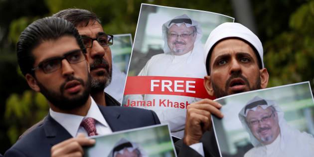 Menaces diplomatiques, hypothèses... le point sur la disparition de Khashoggi.