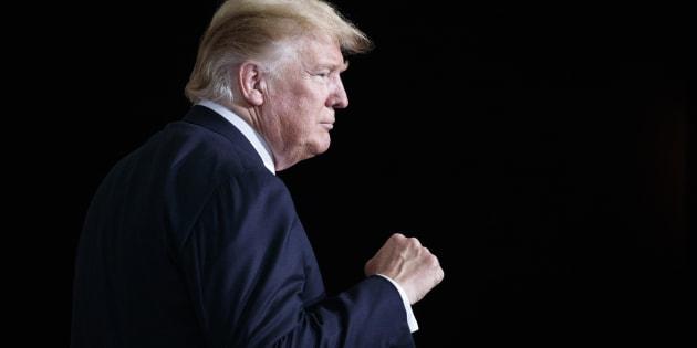 Donald Trump veut résilier un important traité — Armes nucléaires