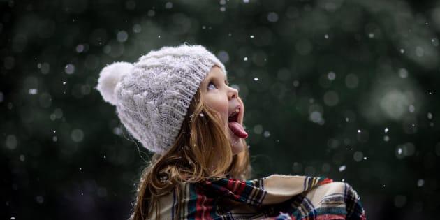 Freddo in tutta Italia nel fine settimana. Neve al Nord