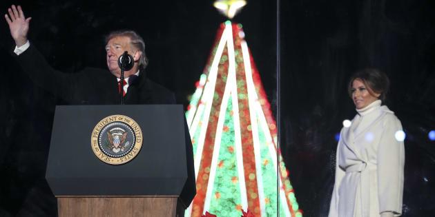 Donald Trump annule le Noël des journalistes à la Maison Blanche (Photo d'illustration)