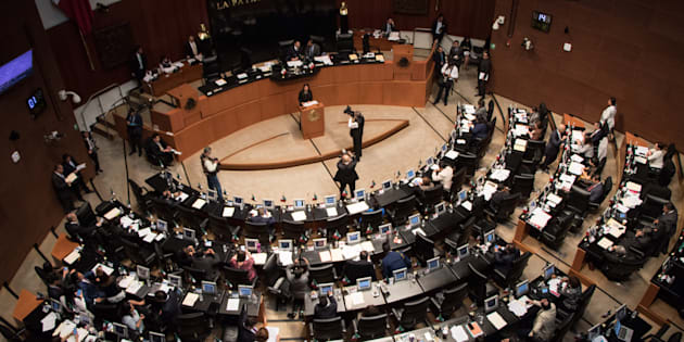 El Senado de la República decidió no aprobar el dictamen para la Guardia Nacional que la Cámara de Diputados avaló en enero pasado.