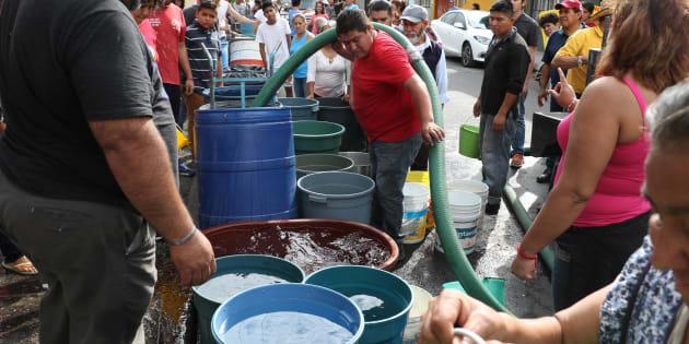 El Sacmex realizará trabajos para conectar la Planta de Bombeo Cherokes ubicada en Canal Nacional esquina con calle Nimes, colonia CTM Culhuacán Sección VIII, en Coyoacán, con el acueducto Tulyehualco.