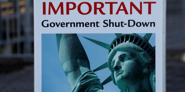 Aux Etats-Unis, de nombreux sites touristiques fermés par le