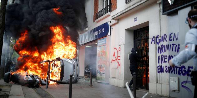 """Après les propos de Philippe Poutou, le NPA rectifie le tir et dit """"ne pas partager la politique des groupes autonomes"""""""