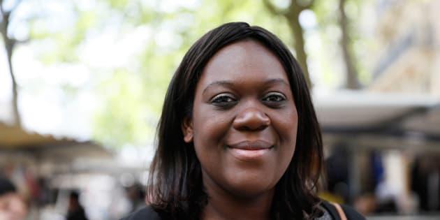 Laetitia Avia, députée LREM de la 8e circonscription de Paris.