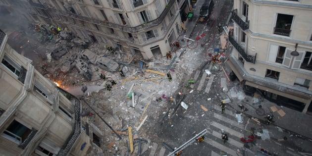 Quatre personnes ont perdu la vie dans l'explosion survenue rue de Trévise.