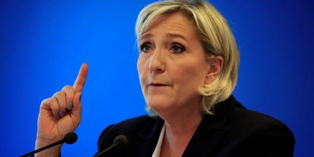 Le Rassemblement National (ex-FN) de Marine Le Pen tente de faire annuler la saisie de 2 millions d'euros
