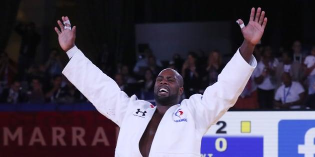 Teddy Riner champion du monde pour la dixième fois