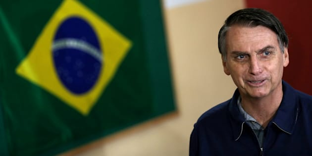 Jair Bolsonaro (PSL) vai disputar segundo turno com Fernando Haddad (PT).