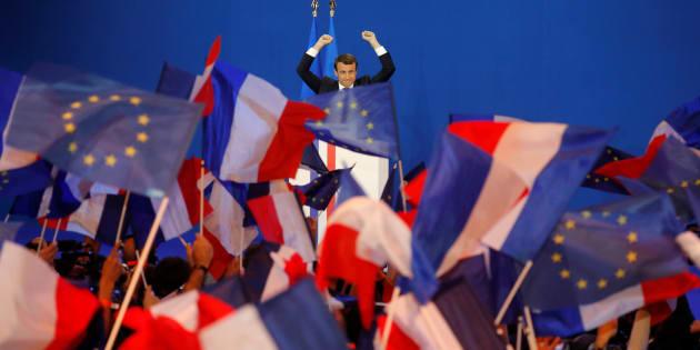 Le 7 mai je voterai Macron pour que la France puisse reconquérir son leadership en Europe