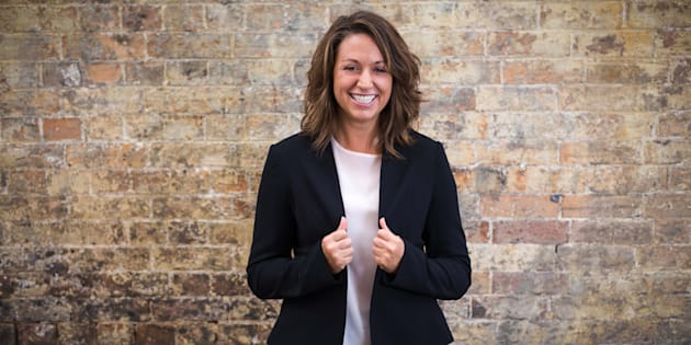 Sydney entrepreneur Laura Moore came back from disaster to launch a successful health coaching business.
