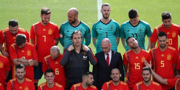 España se queda sin su director técnico un día antes del inicio del mundial