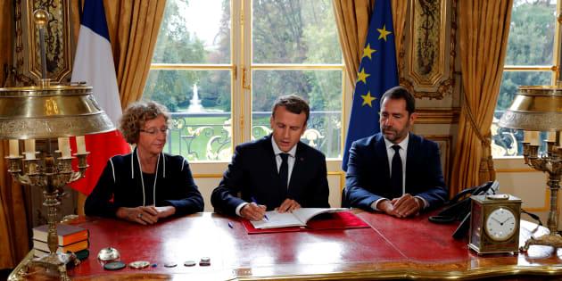 Macron a signé les ordonnances, mais le parcours de la loi Travail n'est pas terminé