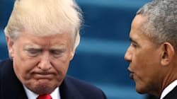 Obama Weighs In On President Trump For The First