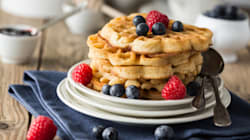 The Ultimate Weekend Waffle