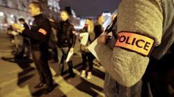Quelques centaines de policiers manifestent à Melun et