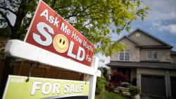 Les ventes de maisons s'effondrent de 40 % à