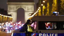 Report: Shooting In Paris Kills At Least One Police Officer On Champs