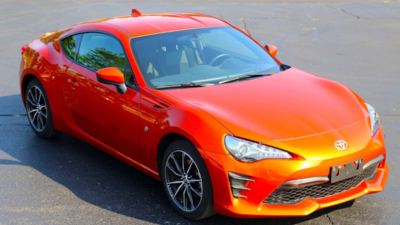 2017 Toyota 86 Drivers' Notes | Fun, even with an automatic