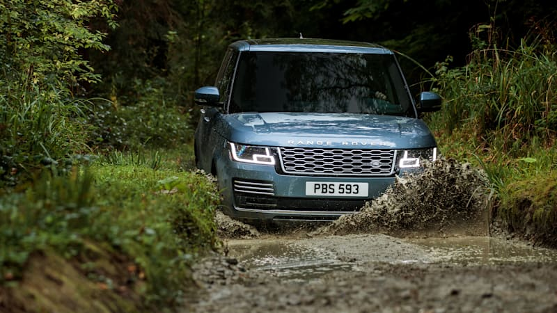 photo image 2018 Range Rover: Comfier seats, more power, updated dual-screen tech