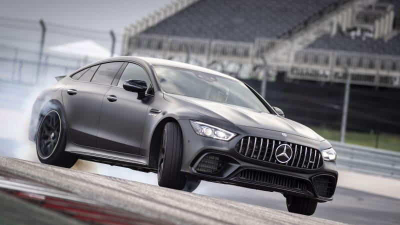 2019 Mercedes-AMG GT Four-Door First Drive