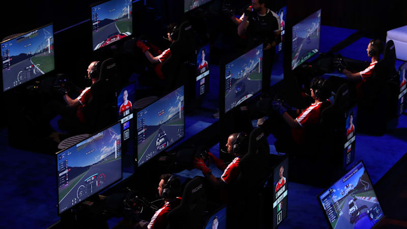 Esports transformed sports, next it's going to revolutionize motorsports