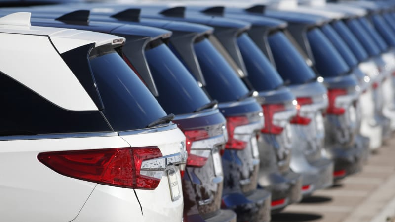 Auto sales in coronavirus lockdown states could drop by 80%