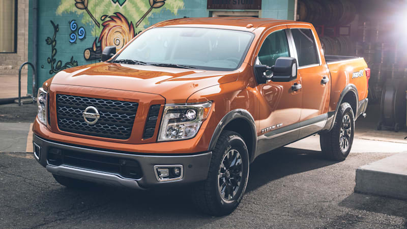 2019 Nissan Titan adds CarPlay, Android Auto and gets price increase - Autoblog