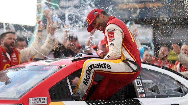 Bubba Wallace ist der erste schwarze NASCAR-Rennsieger seit Wendell Scott€