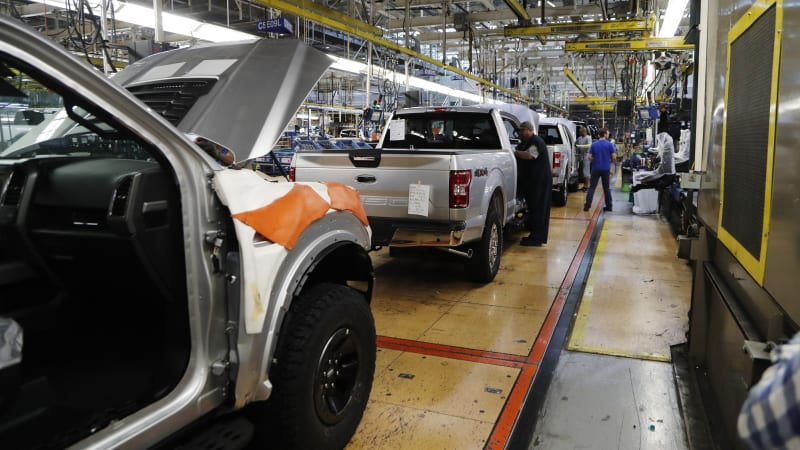 GM, Ford and FCA expected to extend coronavirus shutdown into April