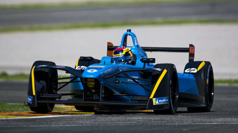 photo image Nissan to take over for Renault in Formula E
