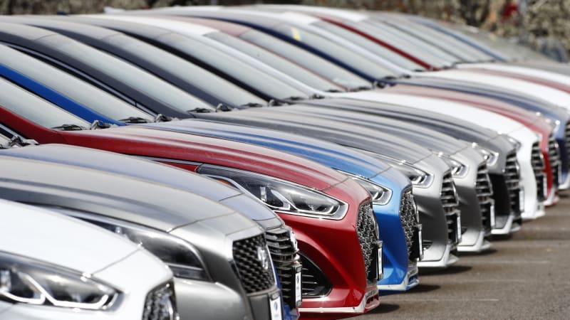 Data show 5 models of Hyundais, Kias catch on fire more than