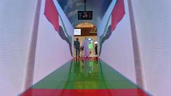 L'aéroport de Dubaï va se doter de tunnels aquarium à reconnaissance faciale pour fluidifier les contrôles de