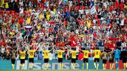 Coupe du monde: la Belgique corrige la