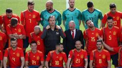 Selección española se queda sin su director técnico un día antes del inicio del