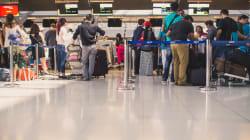 Une famille zimbabwéenne bloquée depuis deux mois à l'aéroport de
