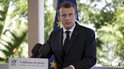 Un an après Irma, Macron pose un ultimatum aux bailleurs sociaux de