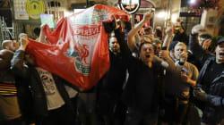 Roma Liverpool, file di tifosi inglesi ai camion bar del Pincio per comprare