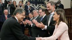 Las mejores frases del discurso de Sergio Ramírez, premio Cervantes