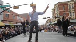 Beto O'Rourke entre dans la présidentielle