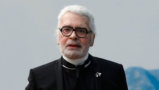 Designer And Chanel Creative Director Karl Lagerfeld Dead At