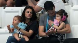 Mila Kunis et Ashton Kutcher expliquent qu'ils n'offriront plus de cadeaux à leurs enfants pour