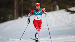 Anne-Marie Comeau, l'athlète olympique