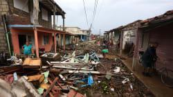 FOTOS: El paso del huracán Irma dejó una Cuba